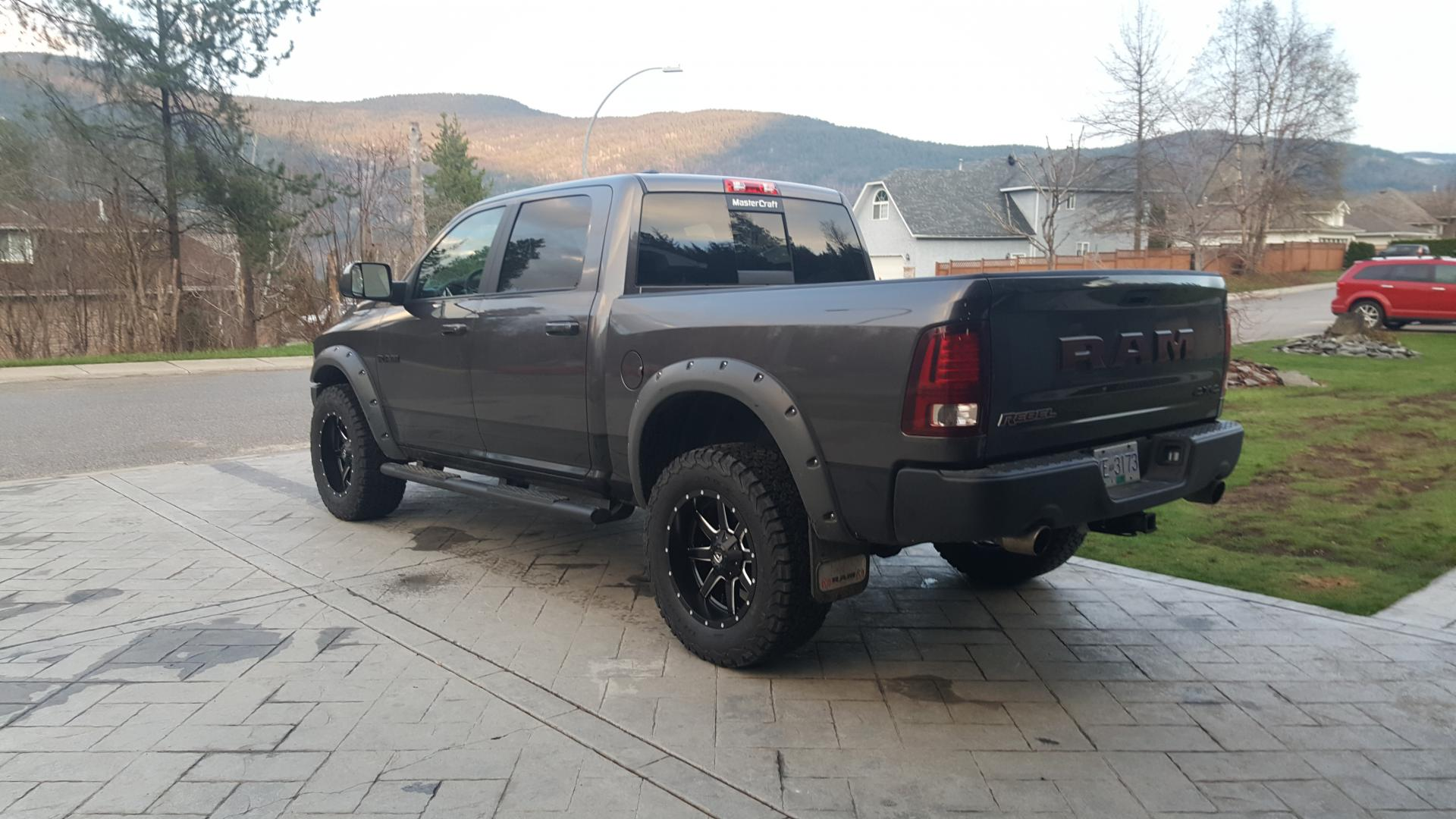 aftermarket wheel tire inventory ram rebel forum. Black Bedroom Furniture Sets. Home Design Ideas