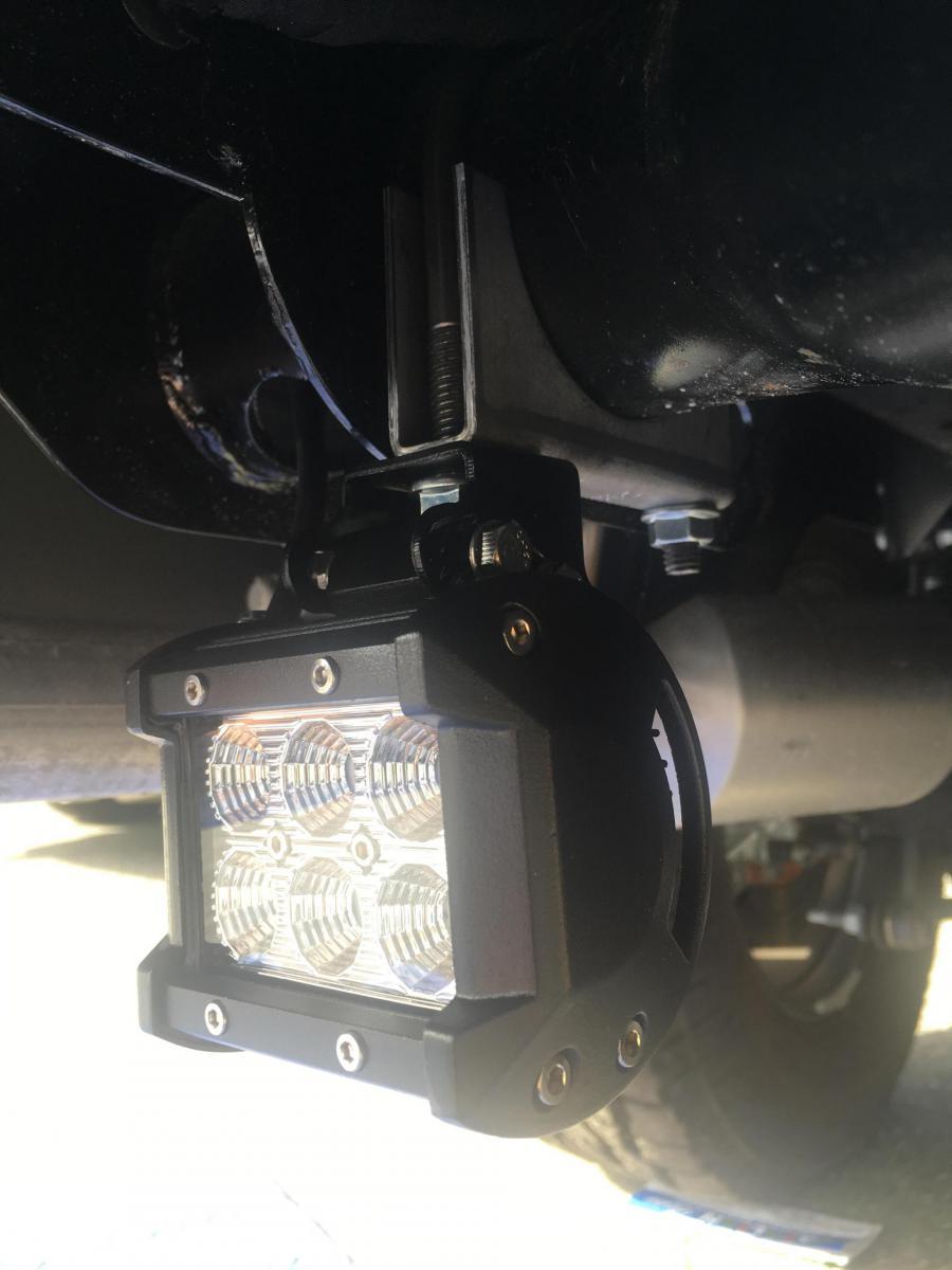 Led Bumper Lights  Reverse Lights