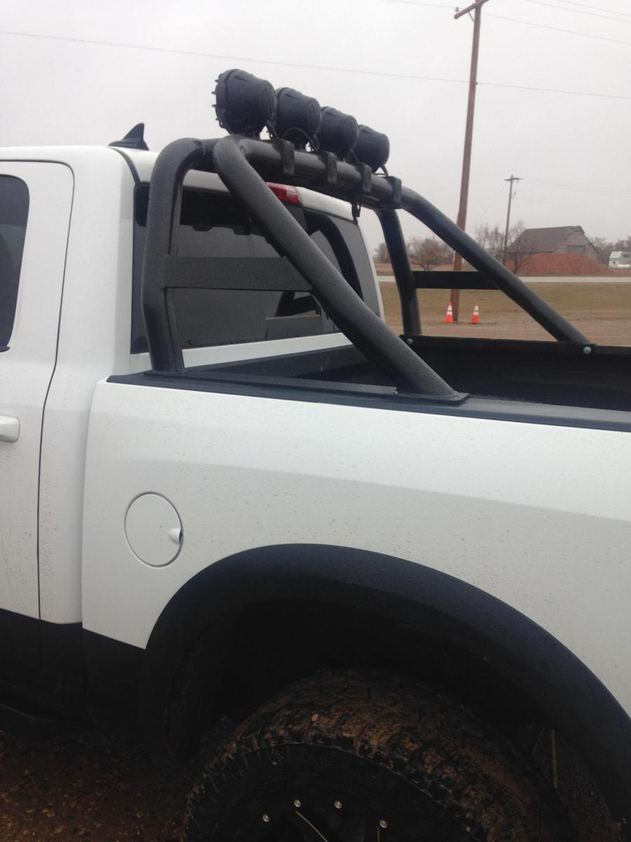 rebel ram roll bar accessories modifications forum link