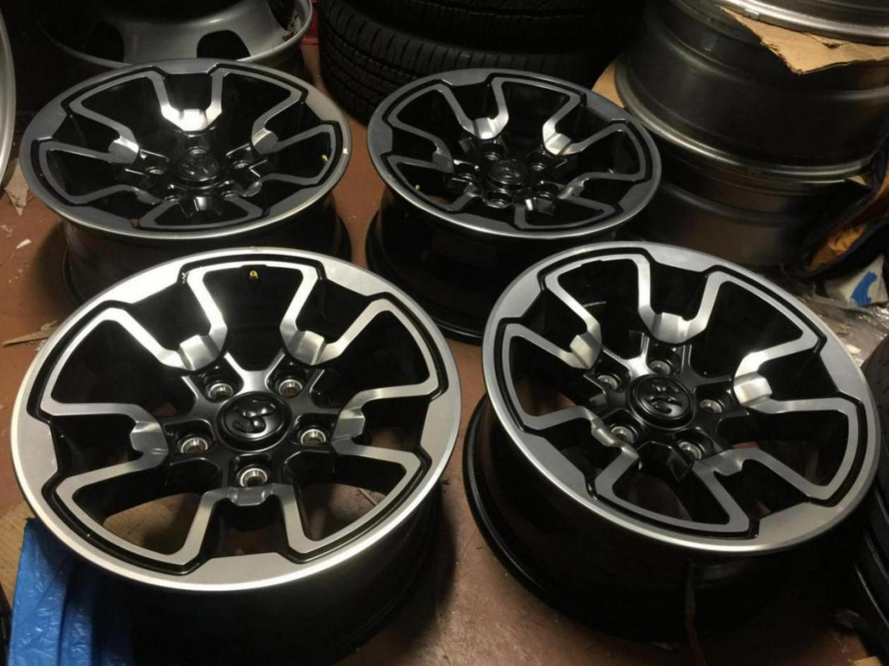 new 2016 17 ram rebel oem wheels for sale 900 fits. Black Bedroom Furniture Sets. Home Design Ideas