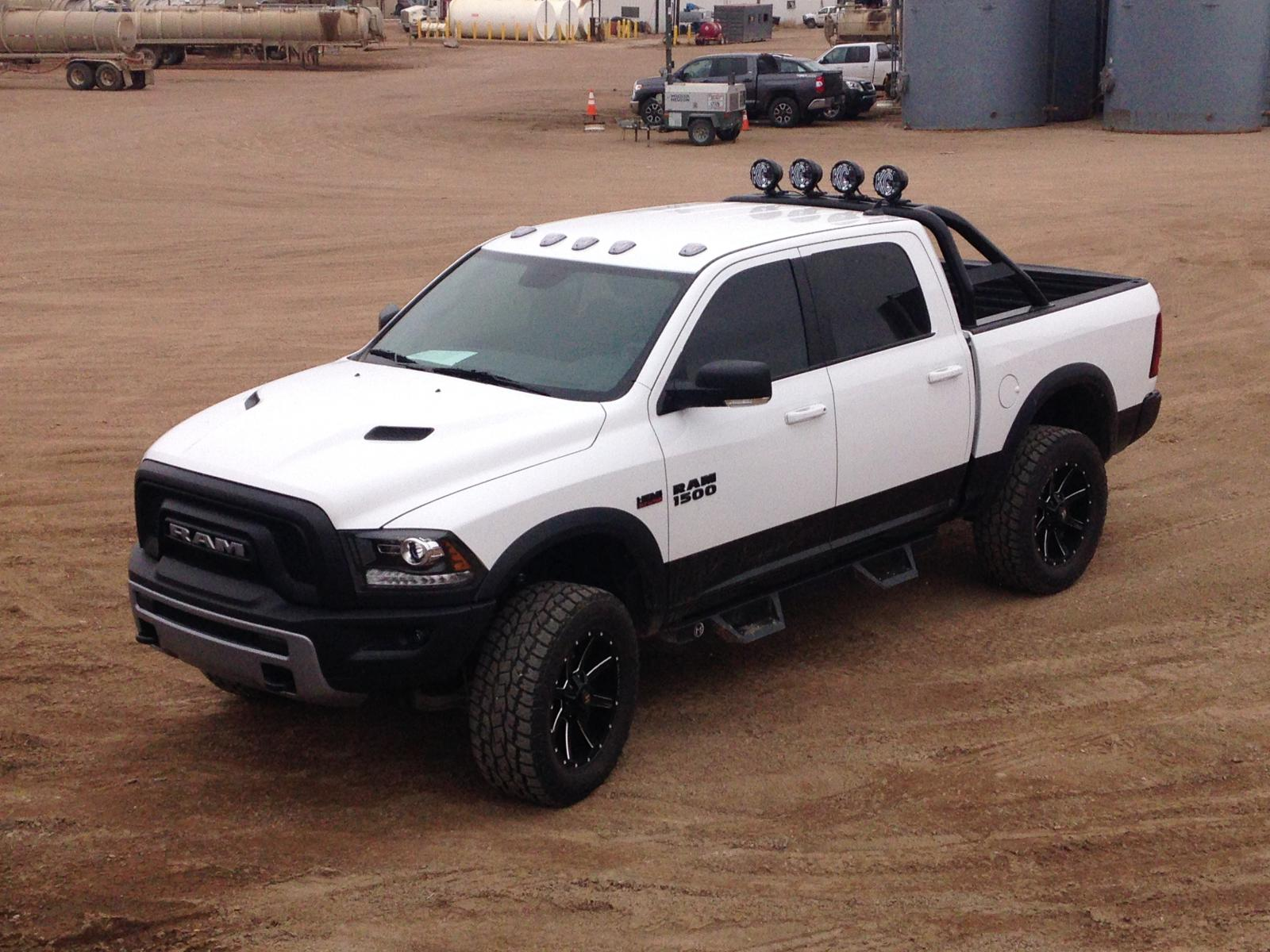 Ram Rebel Modifications and Accessories - Page 4 - Ram Rebel Forum