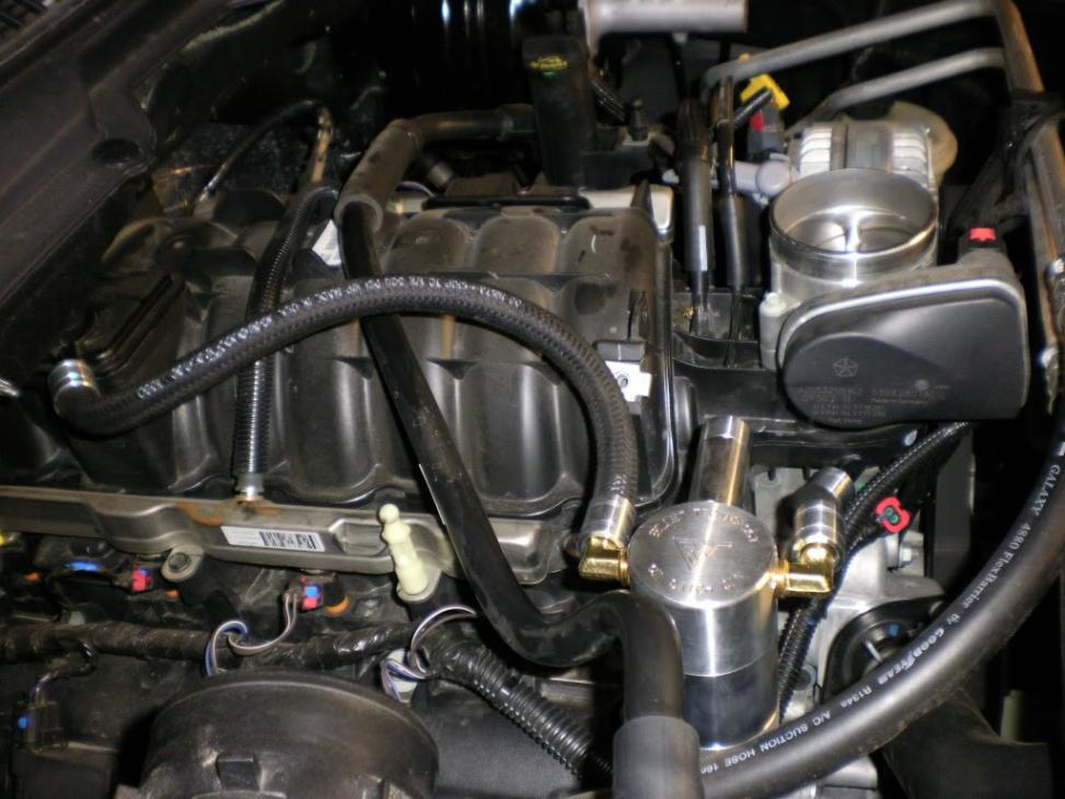 To Catch Can Or Not Page 3 Ram Rebel Forumrhramrebelforum: 2014 Dodge Ram 1500 Oil Filter Location At Gmaili.net